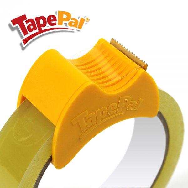 orange tape dispenser