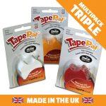 triple tape dispenser pack